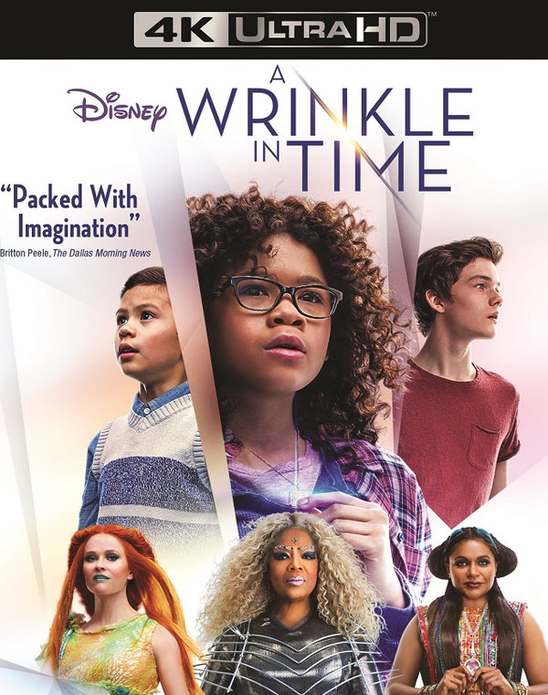 A Wrinkle in Time iTunes 4K (VUDU 4K via MA)