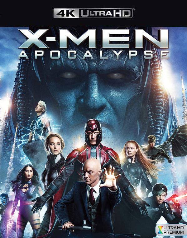 X-Men Apocalypse VUDU 4K Through iTunes 4K