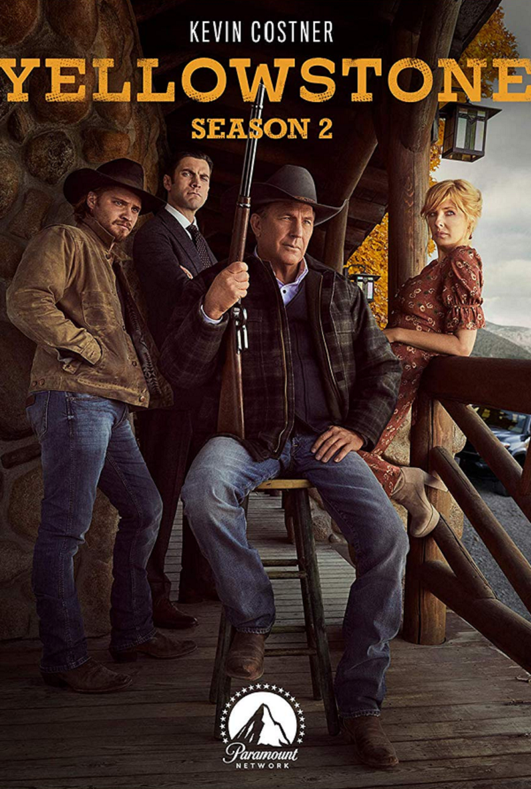 Yellowstone Season 2 VUDU HD Instawatch