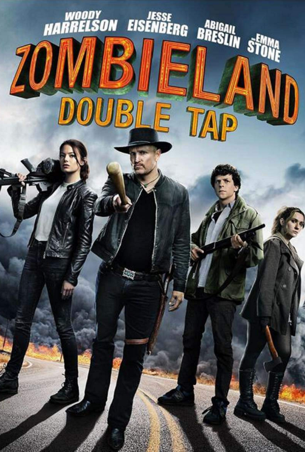 Zombieland Double Tap VUDU HD or iTunes HD via MA