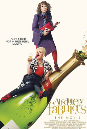 Absolutely Fabulous the Movie UV HD or iTunes HD