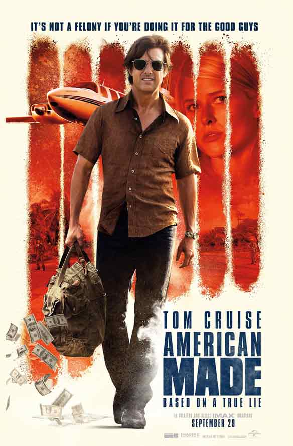 American Made VUDU HD or iTunes HD via Movies Anywhere