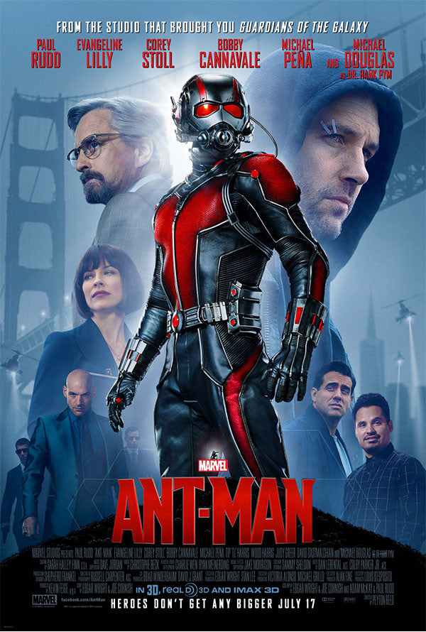 Ant-Man MA VUDU iTunes HD
