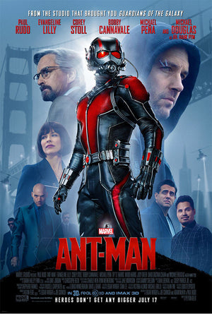 Ant-Man Google Play HD (Transfers to VUDU/iTunes via MA)