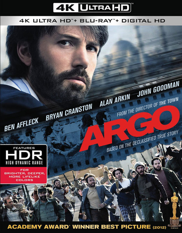 Argo VUDU 4K or iTunes 4K Via Movies Anywhere