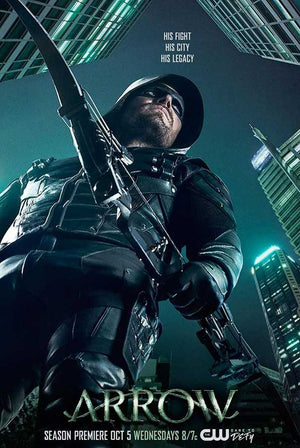 The Arrow Season 5 UV HD