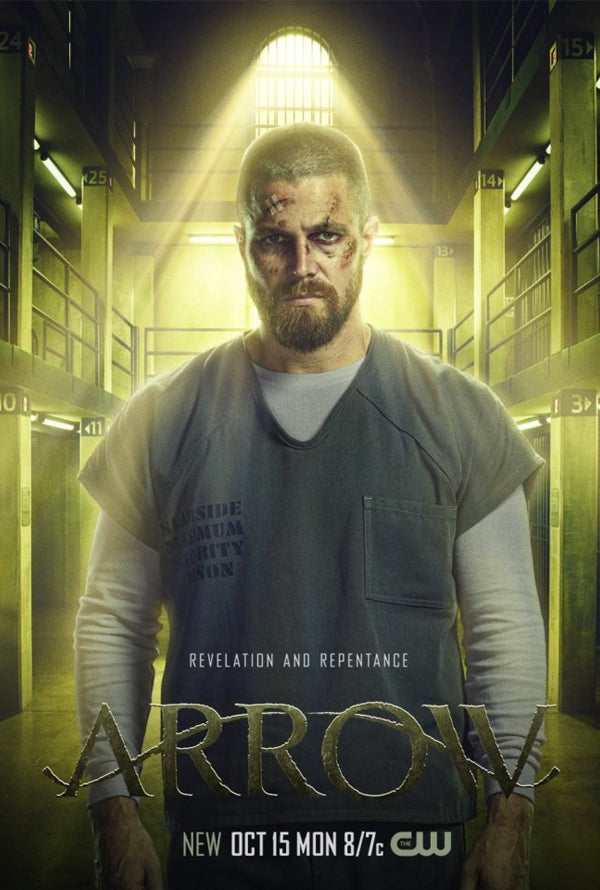 The Arrow Season 7 VUDU HD
