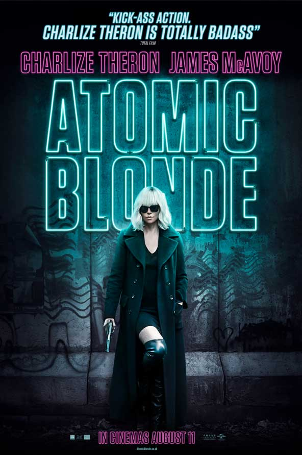 Atomic Blonde iTunes 4K