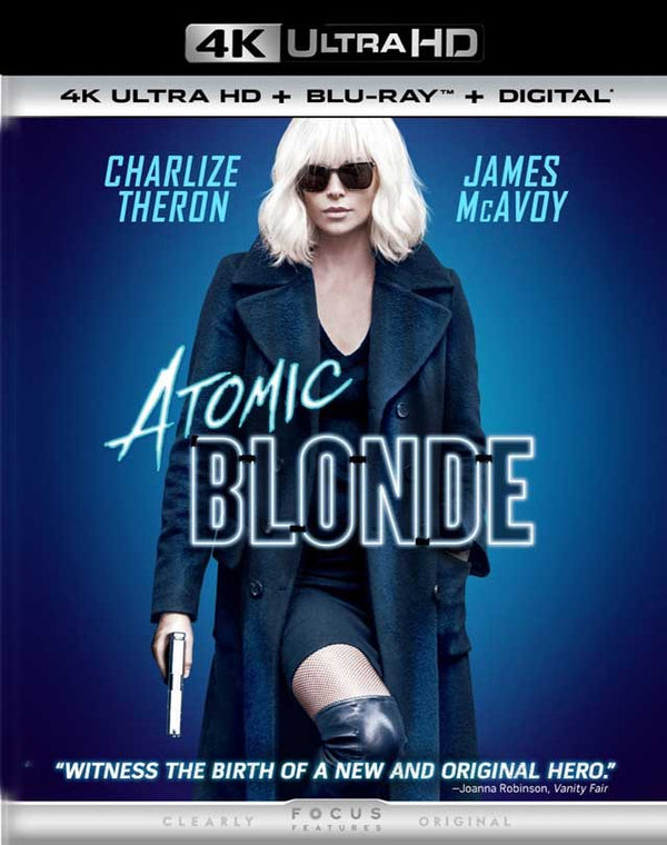 Atomic Blonde UV 4K