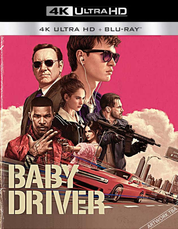 Baby Driver UV 4k or iTunes 4K via Movies Anywhere