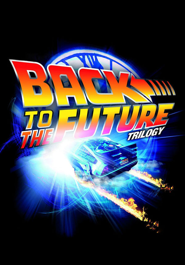 Back to the Future Trilogy UV HD