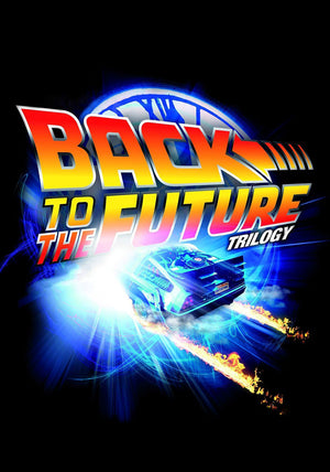 Back to the Future Trilogy iTunes 4K