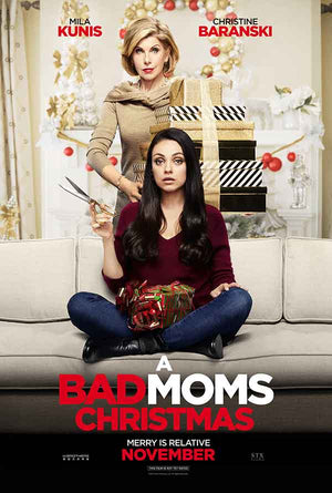 A Bad Mom's Christmas iTunes 4K