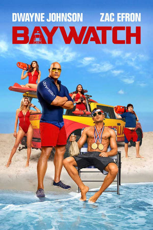 Baywatch iTunes 4K