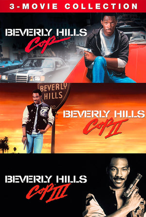 Beverly Hills Cop VUDU HD Instawatch Trilogy