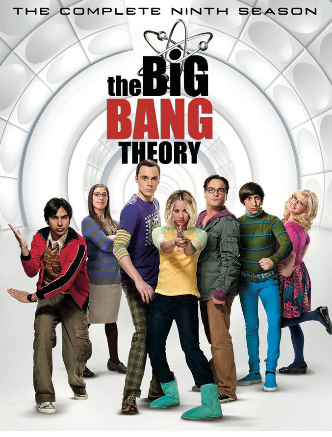 The Big Bang Theory Season 9 UV HD
