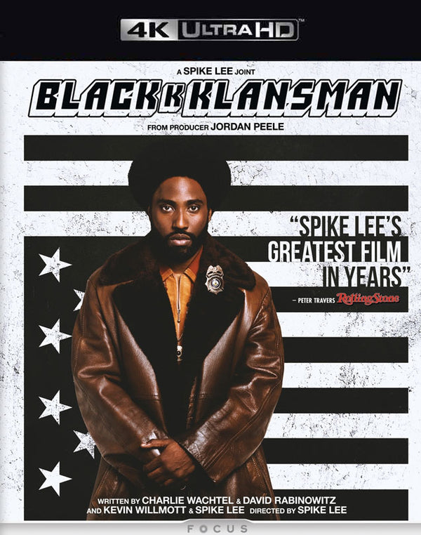 BlacKkKlansman VUDU 4K or iTunes 4K via Movies Anywhere