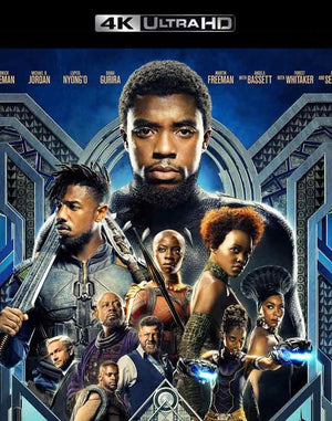 Black Panther MA 4K VUDU 4K iTunes 4K