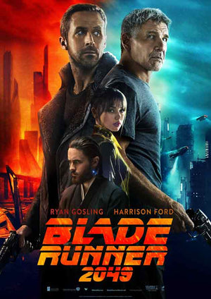 Blade Runner 2049 VUDU HD or iTunes HD via Movies Anywhere