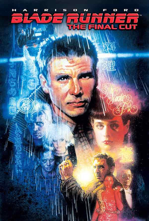 Blade Runner The Final Cut UV HD or iTunes HD via Movies Anywhere