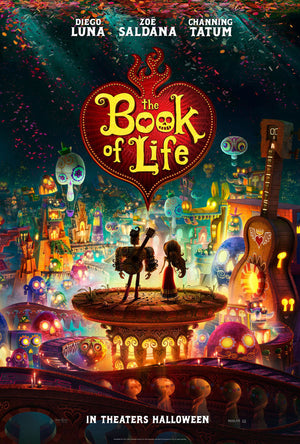 The Book of Life UV HD or iTunes HD