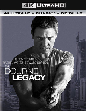 The Bourne Legacy VUDU 4K