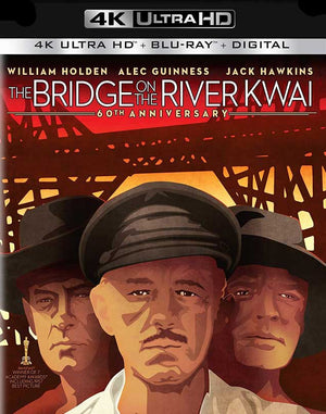 The Bridge on the River Kwai UV 4k (4k In Sony)