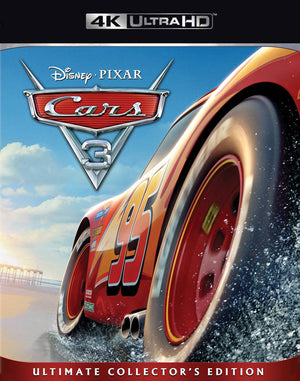 Cars 3 iTunes 4K (VUDU 4K via MA)