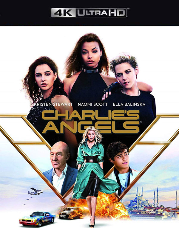 Charlie's Angels 2019 VUDU 4K Instawatch (iTunes 4K via Movies Anywhere)