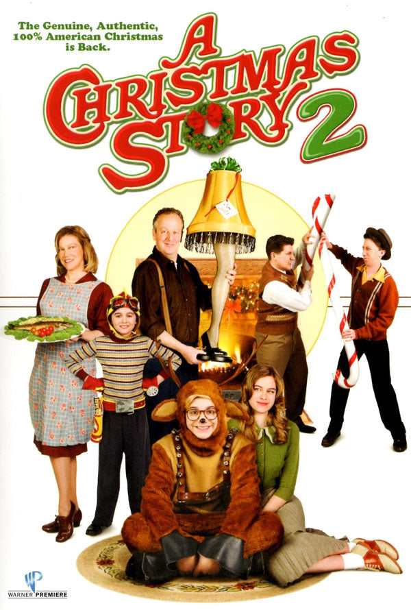 A Christmas Story 2 VUDU HD or iTunes HD via Movies Anywhere