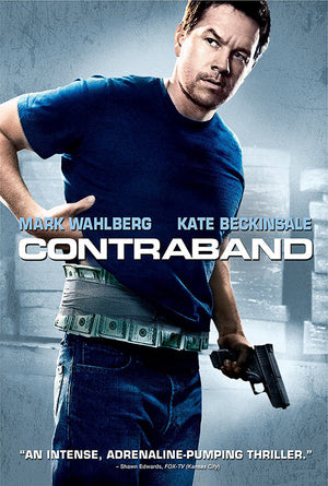 Contraband VUDU HD via Movies Anywhere