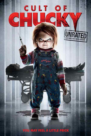 Cult of Chucky Unrated VUDU HD