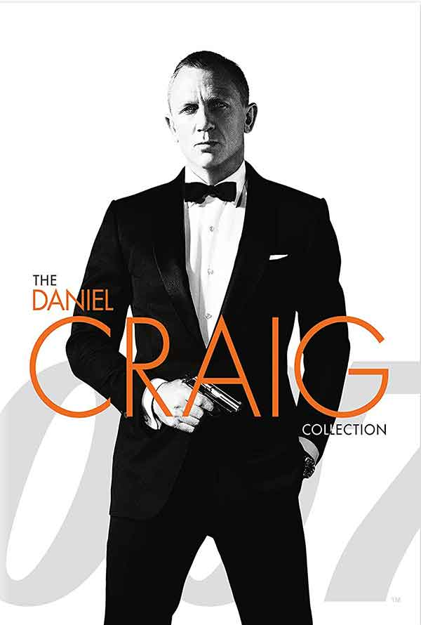 James Bond: Daniel Craig Collection VUDU HD
