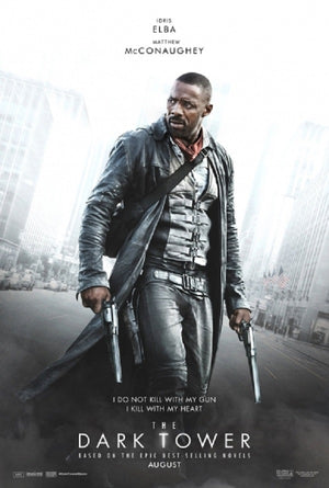 The Dark Tower VUDU HD or iTunes HD via Movies Anywhere