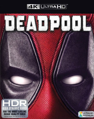 Deadpool (THE FIRST MOVIE) VUDU 4K or iTunes 4K READ INSTRUCTIONS