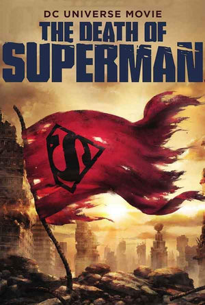 The Death of Superman UV HD or iTunes HD via Movies Anywhere