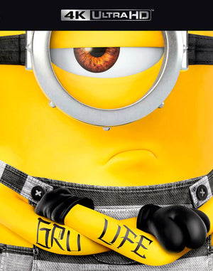Despicable Me 3 iTunes 4k