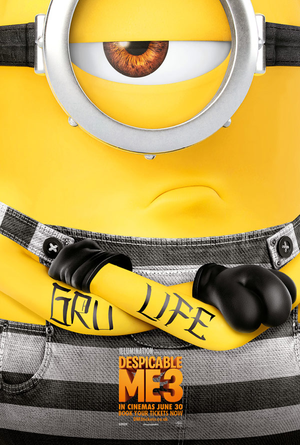 Despicable Me 3 VUDU HD