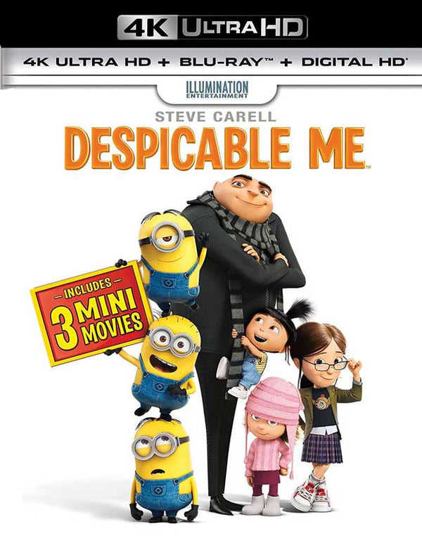 Despicable Me UV 4K