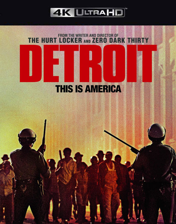 Detroit VUDU 4K Through iTunes 4K