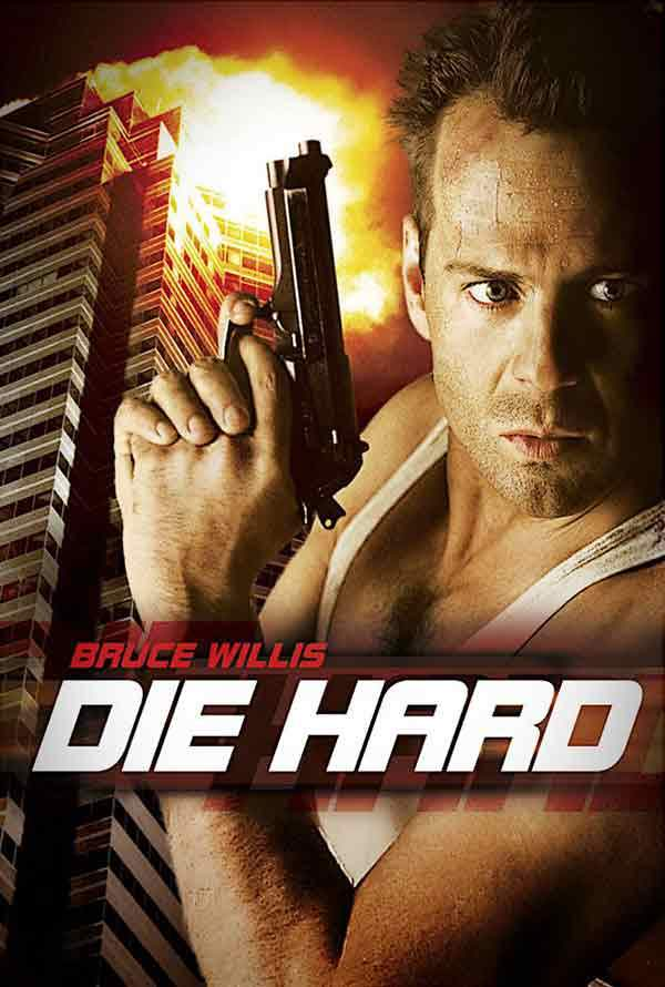 Die Hard UV HD or iTunes HD via Movies Anywhere
