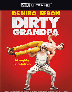 Dirty Grandpa VUDU 4K