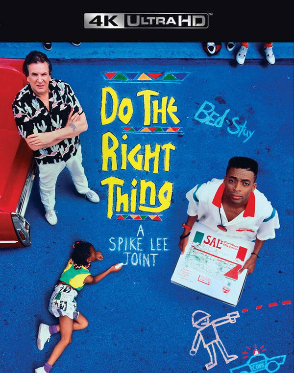 Do the Right Thing VUDU 4K or iTunes 4K via Movies Anywhere