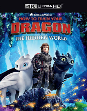 How to Train Your Dragon The Hidden World VUDU 4K or iTunes 4K via MA