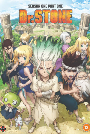 Dr Stone Season 1 Part 1 Funimation HD