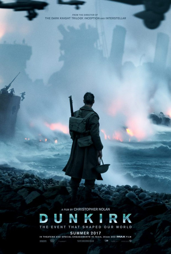 Dunkirk UV HD or iTunes HD via Movies Anywhere