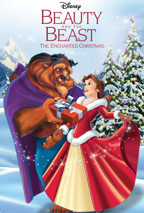 Beauty and the Beast The Enchanted Christmas MA VUDU HD iTunes HD