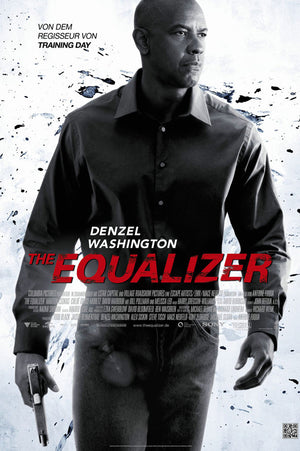 The Equalizer 1 UV HD or iTunes HD via Movies Anywhere