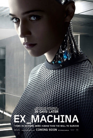 Ex Machina VUDU HD
