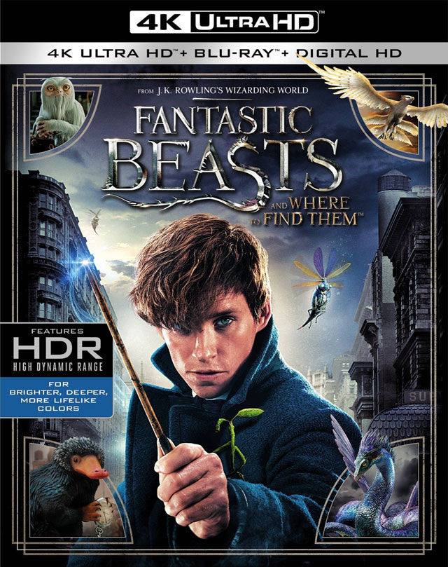 Harry Potter 8 Film Collection VUDU 4K or iTunes 4K via Movies Anywhere